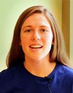Student Charlotte Melcher