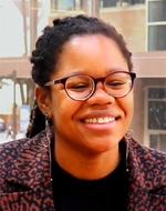 Student Mikayla Buford