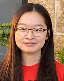 Student Susan Jiao